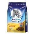 PreVital Сухой корм для стерилизованных кошек с курицей и овощами