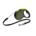 flexi Рулетка-поводок для собак Design S (до 12кг) 5м трос