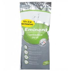 Eminent Сухой корм для собак всех пород с ягненком и рисом