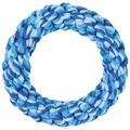 Trixie Игрушка Кольцо веревочное плетеное