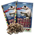 Green Qzin Лакомство для собак Дрессура 2 мясо индейки и треска