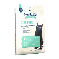 Сухой корм Sanabelle Sterilized для стерилизованных кошек