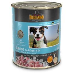 Belcando Консервированный корм для щенков Птица с яйцом