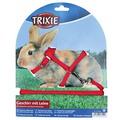 Trixie Шлейка для кроликов одноцветная