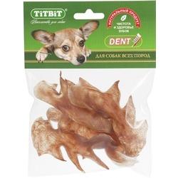 TiTBiT Лакомство для собак Гребешки куриные
