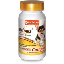 Unitabs JuniorComplex с B9 Витамины для щенков