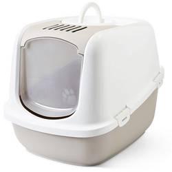 Beeztees Туалет-домик большой для кошек Nestor JUMBO 66x48x46см