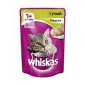 Whiskas Пауч для кошек Паштет Утка