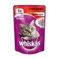 Whiskas Пауч для кошек Крем-суп с Говядиной