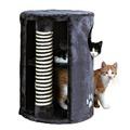Trixie Домик-башня для кошки Dino с когтеточкой