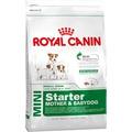 Royal Canin Mini Starter сухой корм для щенков в период отъема до 2 месяцев, беременных и кормящих сук