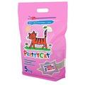 PrettyCat Наполнитель комкующийся для кошачьих туалетов Euro Mix с ароматом алоэ