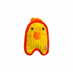 OH Игрушка для собак Invinc Mini Цыпленок без наполнителя