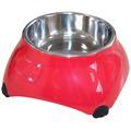 SuperDesign Миска меламиновая для собак высокая 160мл
