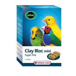 Versele-Laga Минеральный блок Orlux Clay Bloc mini