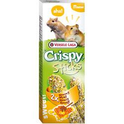 Versele-Laga Палочки для хомяков и песчанок Crispy с медом