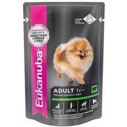 Eukanuba Паучи для собак с говядиной в соусе