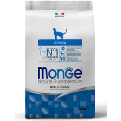 Monge Cat Urinary корм для кошек профилактика МКБ