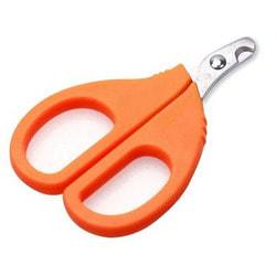 Антицарапки Когтерез с оранжевой ручкой