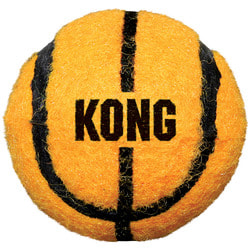 Kong Игрушка для собак Air Sport Теннисный мяч очень маленький 3шт