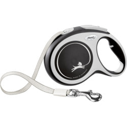 Поводок-рулетка flexi New Comfort L, лента 8 метров, для собак до 50кг