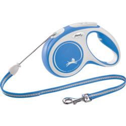 Поводок-рулетка flexi NEW LINE Comfort М, трос 5м, для собак до 20кг