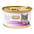 Brit Care Консервы для кошек Тунец и Лосось