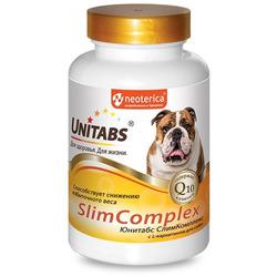 Unitabs SlimComplex с Q10 Витамины для собак