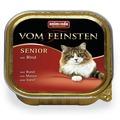 Animonda Vom Feinsten Senior для пожилых кошек Говядина