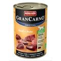 Animonda Gran Carno Original Adult с говядиной и индейкой для взрослых собак