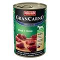 Animonda Gran Carno Original Adult с говядиной и дичью для взрослых собак