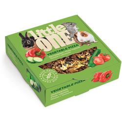Little One Пицца с овощами. Лакомство - игрушка для всех видов грызунов