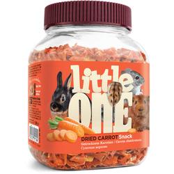 Little One Лакомство для грызунов сушеная морковь