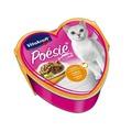 Vitakraft POESIE консервы для кошек индейка в сырном соусе
