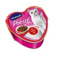 Vitakraft POESIE консервы для кошек говядина морковь кусочки в соусе