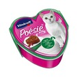 Vitakraft POESIE консервы для кошек дичь клюква в желе