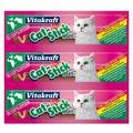 Vitakraft Колбаски для кошек Cat-Stick утка, кролик