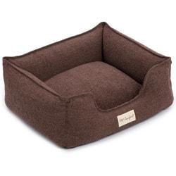 Сны Барбоса Лежанка «Малахит» со съемным чехлом из плотного прочного жаккарда