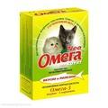 Лакомство мультивитаминное Neo Омега для котят с таурином и L-карнитином