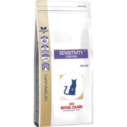 Royal Canin Сухой корм Диета для кошек при пищевой аллергии/непереносимости Sensitivity Control SC 27