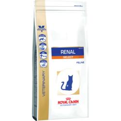Royal Canin Сухой корм для кошек при хронической почечной недостаточности Renal Select RSE 24