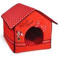 Triol Домик для собак и кошек Minnie 50х40х40см