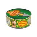 Родные корма Консервы для собак Знатные с ягненком