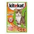 Kitekat Пауч для кошек Индейка в соусе