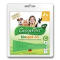 Green Fort БиоКапли от эктопаразитов для кошек, кроликов и собак до 10 кг