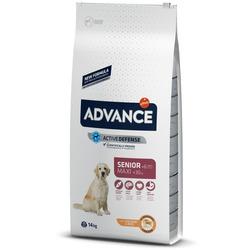 Advance Affinity Для пожилых собак крупных пород с курицей и рисом Maxi Senior