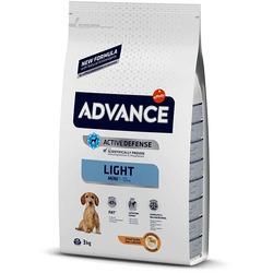 Advance Affinity Для собак малых пород с курицей и рисом, контроль веса Mini Light