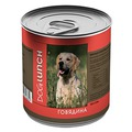Dog Lunch Консервы для собак Говядина