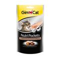 Gimpet Nutri Pockets Подушечки для кошек с птицей и биотином