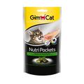 Gimpet Nutri Pockets Подушечки для кошек с кошачьей мятой и мультивитаминами